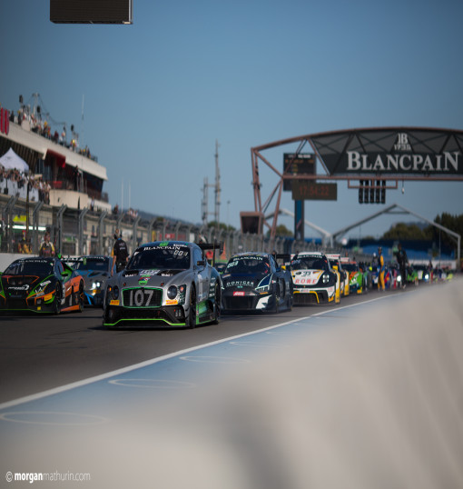BLANCPAIN GT SERIES 1000 KM - JUNE 1-2, 2019