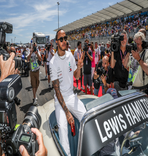 FORMULA 1 FRENCH GRAND PRIX JUNE 21-23