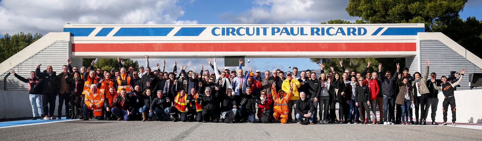 team circuit Paul Ricard
